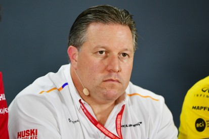 Zak Brown: McLaren hat keine Finanzspritze von Liberty erhalten