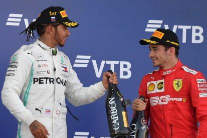 "Leclerc: Hamilton bei ""Call of Duty"" nicht so gut wie im Formel-1-Auto"