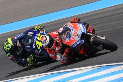 Yamaha zeigt großes Interesse an Lorenzos Ducati- und Honda-Wissen