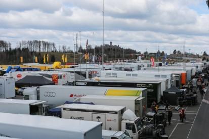 Maßnahmen zum VLN-Start (2/5): Fahrerlager-Beschränkungen