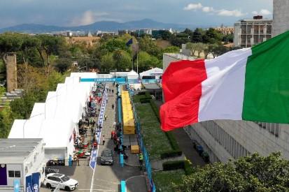 Rom und Formel E verlängern Vertrag für Rennen bis 2025