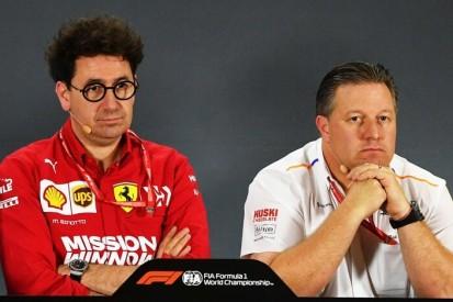 Zak Brown stichelt gegen Ferrari: Wenn es schon um Ethik geht ...