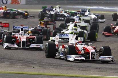 Bahrain 2009: Das Formel-1-Rennen, das Toyota hätte gewinnen müssen
