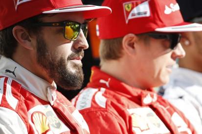 """Grosjean verrät: Räikkönen und Alonso sind sich """"überraschend ähnlich"""""""