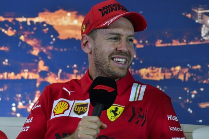 """Sebastian Vettel: """"Drei Kinder daheim zu haben, ist eine Menge Arbeit"""""""