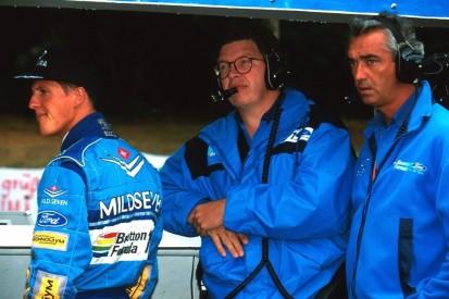 """Ex-Schumacher-Teamchef: FIA wollte Benetton 1994 """"sabotieren"""""""