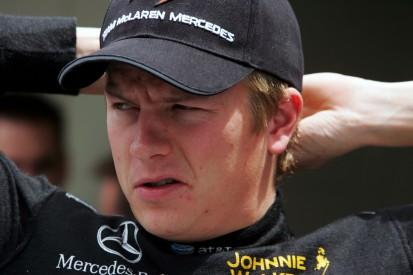 Brasilien 2006: Als sich Kimi Räikkönen in einen Schlumpf verwandelte
