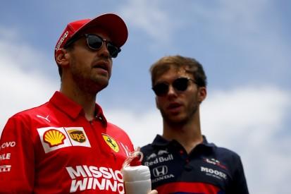 """Pierre Gasly: """"Nicht normal"""", dass Sebastian Vettel nicht auf Instagram ist"""