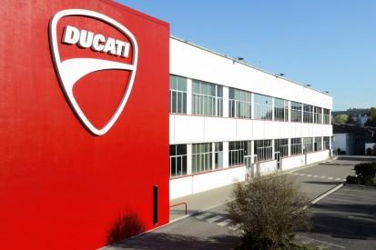 Lockerungen in Italien: Ducati und Aprilia öffnen Fabriken unter Auflagen