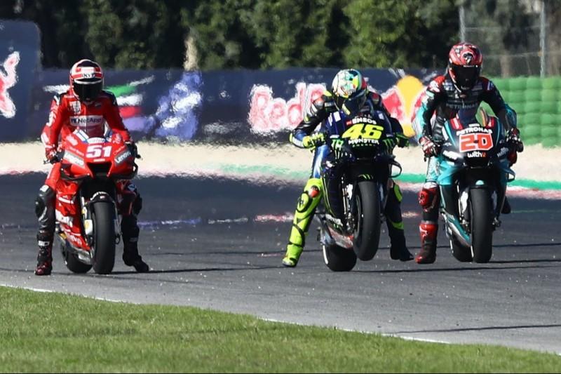 Wiederaufnahme der MotoGP-Saison: Diese Szenarien werden angedacht