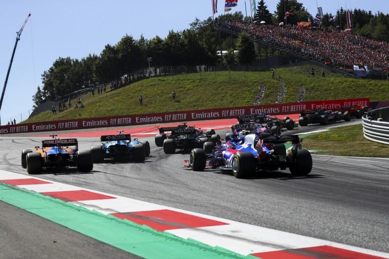 Start in Spielberg, Ende im Dezember: So plant die Formel 1 die Saison 2020!