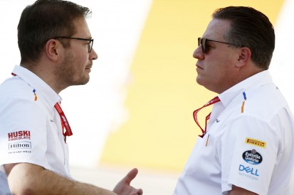 Andreas Seidl: So ist Zak Brown als McLaren-Boss