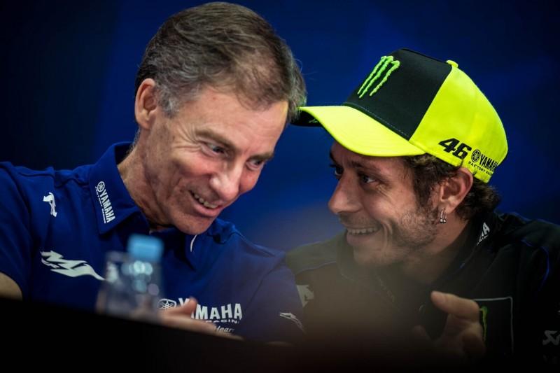 Lin Jarvis sicher: Neuer Rossi-Vertrag für 2021 noch vor erstem MotoGP-Rennen