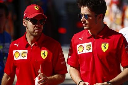 """Leclerc über Vettel-Kollision: """"Nach Brasilien war es ein wenig schwierig"""""""