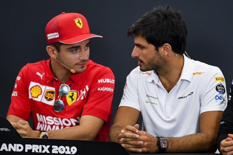 Carlos Sainz: Würde meine Fähigkeiten auch bei Ferrari oder Mercedes zeigen