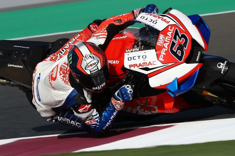 "Francesco Bagnaia hat klares Ziel: ""Ich will 2021 ins Ducati-Werksteam"""