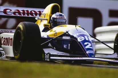 Unbekannte F1-Geschichten: Jochen Mass' Williams-Test 1993