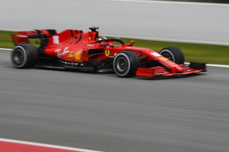 Charles Leclerc: Lockdown wird Ferrari nicht helfen