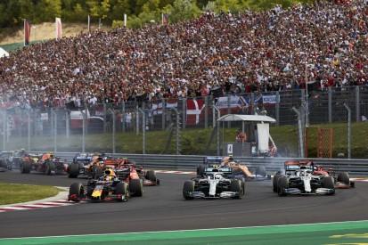 Regierungsentscheidung: F1 in Ungarn frühestens am 23. August möglich