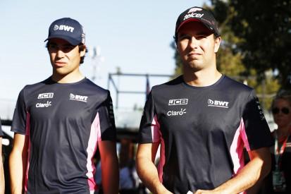 Racing Point hält an Fahrerpaarung Perez/Stroll fest