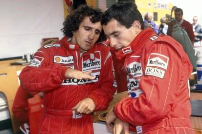 Formel-1-Liveticker: Senna hatte Williams-Vertrag für 1992 vorbereitet