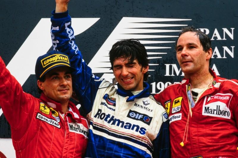 Imola 1995: Das vergessene Rennen im ersten Jahr nach Sennas Tod