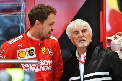 """Bernie Ecclestone: """"Formel 1 ist ohne Ferrari nicht gut"""""""