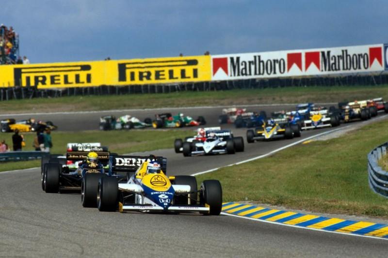 Rückblick: Das letzte Formel-1-Rennen in Zandvoort 1985