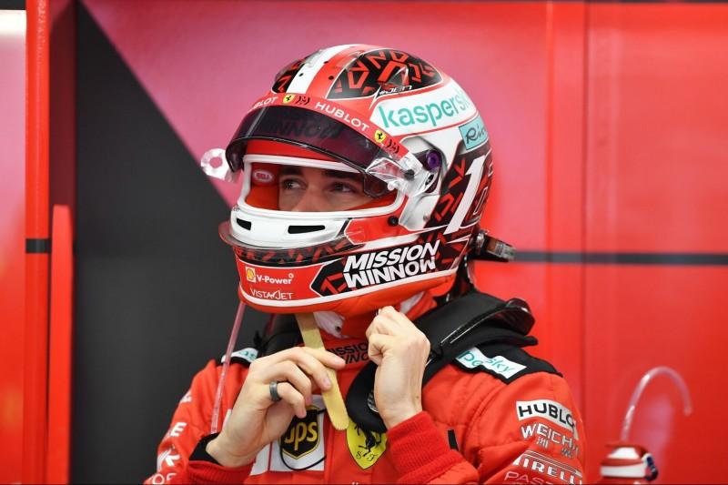 Charles Leclerc: Saisonauftakt 2020 wird mentale Herausforderung