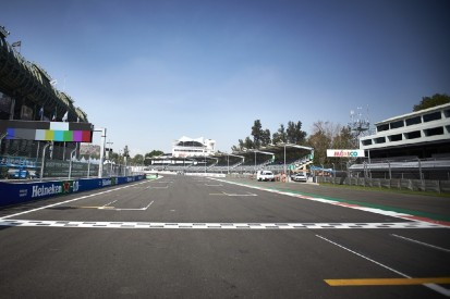 Teile der Formel-1-Strecke in Mexiko sollen als Corona-Klinik dienen