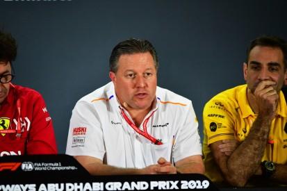 """Planungen für F1-Rennkalender: Zak Brown rechnet mit """"Pannen"""""""