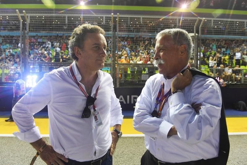 Formel-E-Chef: Wenn die F1 nicht aufpasst, verkommt sie zu Pferderennen