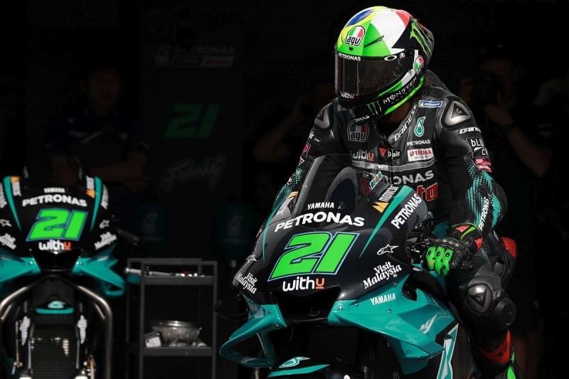 Petronas-Yamaha: Neuer Vertrag für Franco Morbidelli vor erstem Rennen