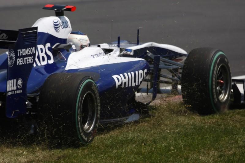 Kanada 2010: Das einzige Mal, dass Rubens Barrichello ausgerastet ist