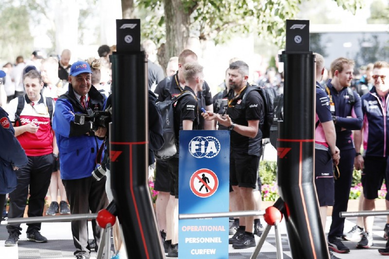 Formel 1 will im Fahrerlager alle zwei Tage COVID-19-Tests durchführen