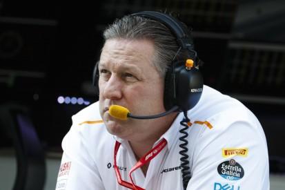"""Zak Brown: Wie das """"neue Normal"""" der Formel 1 mit Corona aussehen könnte"""