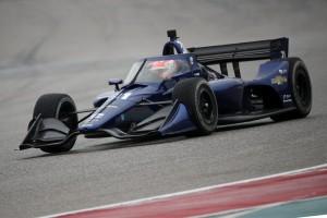 Die IndyCar-Woche: Neuer Fahrer und neues Team im Gespräch