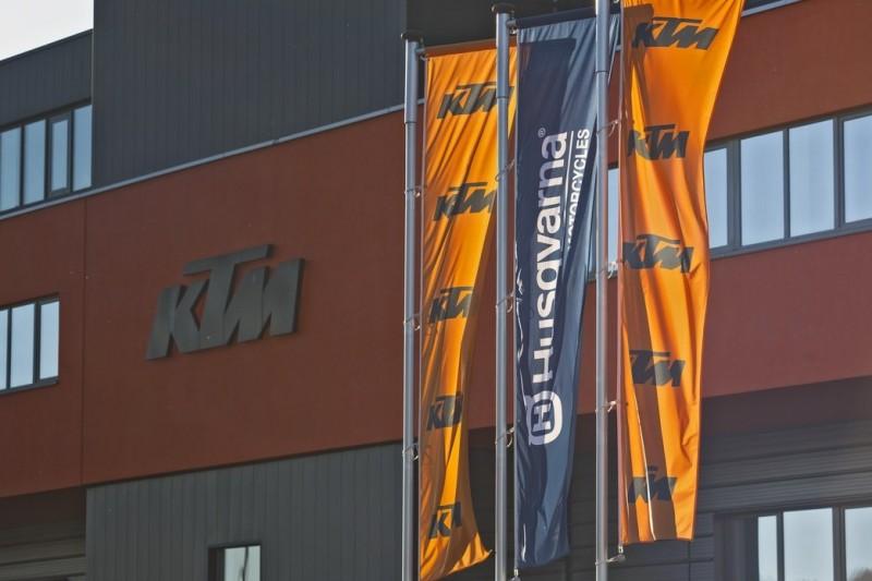 KTM nimmt in Österreich wieder die Produktion von Motorrädern auf