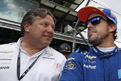 Alonso stellt klar: Kein IndyCar-Vollzeitprogramm 2021