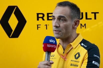 """Abiteboul hadert: Renaults """"aggressiver"""" Entwicklungsplan eingebremst"""