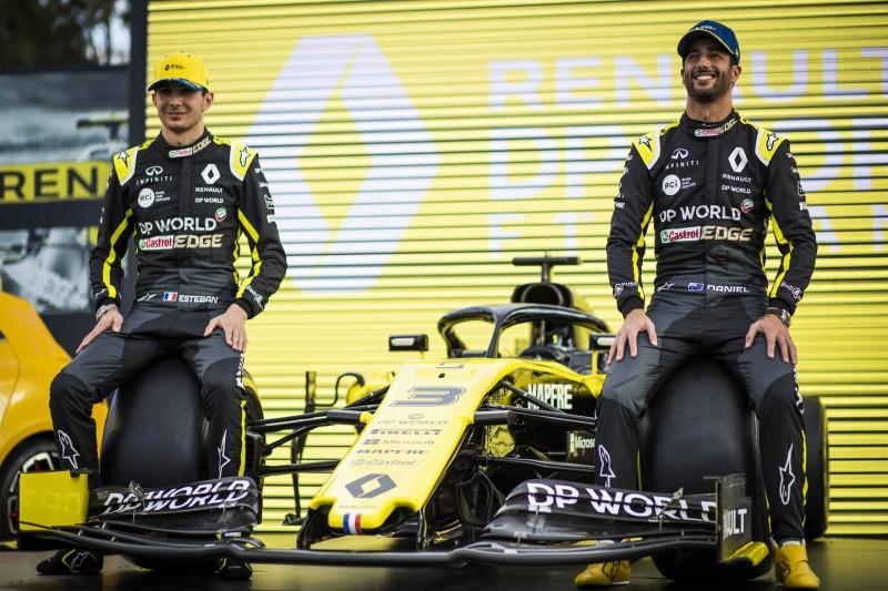 Abiteboul: Corona bringt andere Teams mehr in Gefahr als Renault