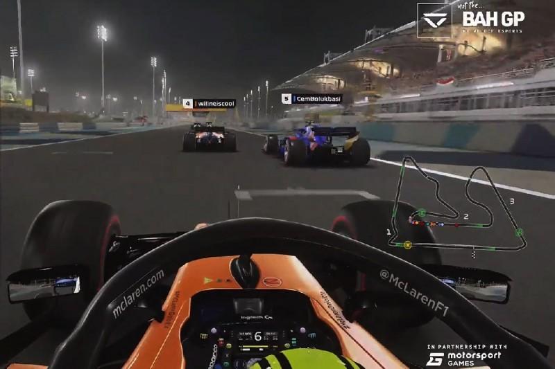 Jean-Eric Vergne: Fußballer beim Sim-Racing als Chance für den Motorsport