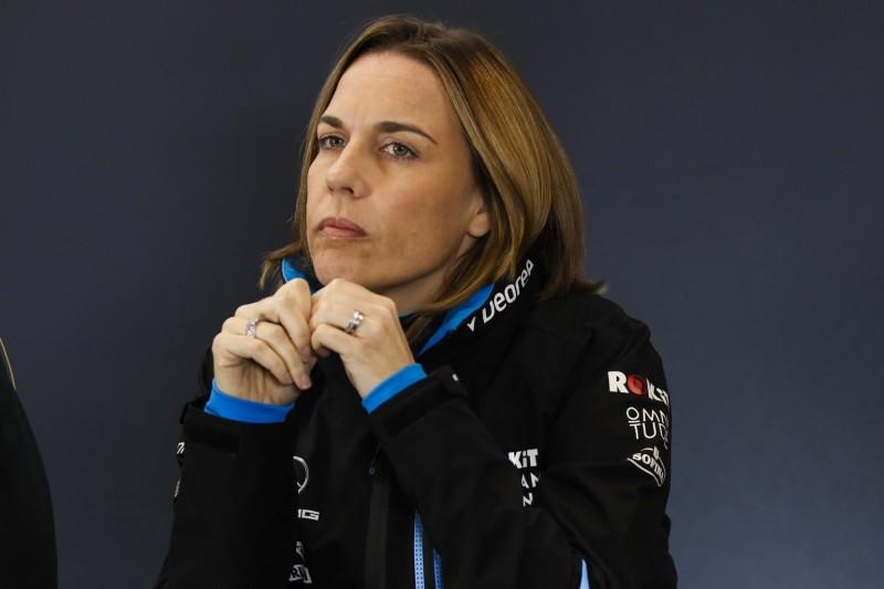 """Claire Williams fürchtet, """"schrecklich viele Teams"""" zu verlieren"""