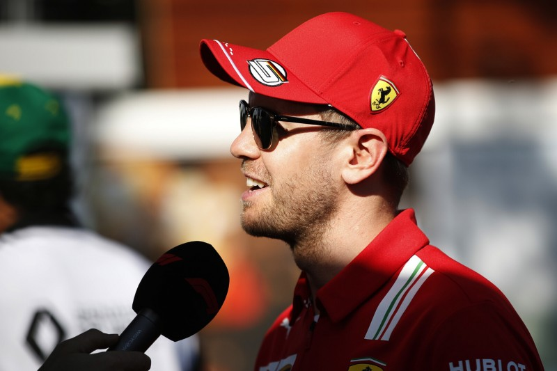 Neues Ferrari-Angebot für Sebastian Vettel - Carlos Sainz als Plan B?