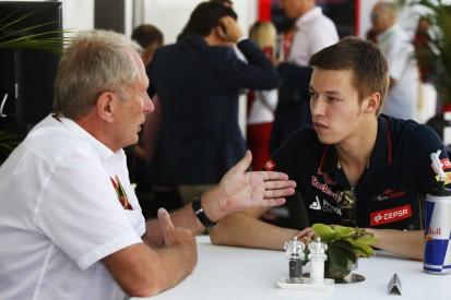 "Wenn Marko den 15-jährigen Kwjat anruft: ""Verbesser dich oder du fliegst!"""