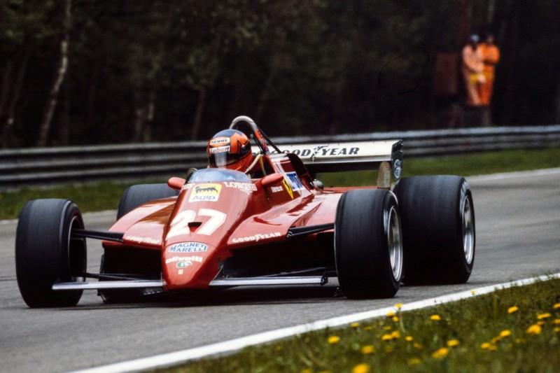 Zolder 1982: Das letzte Wochenende von Gilles Villeneuve