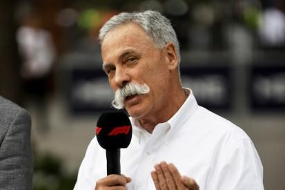 "Chase Carey: F1 kann in Corona-Krise ""keine Bonbons"" an Teams verteilen"