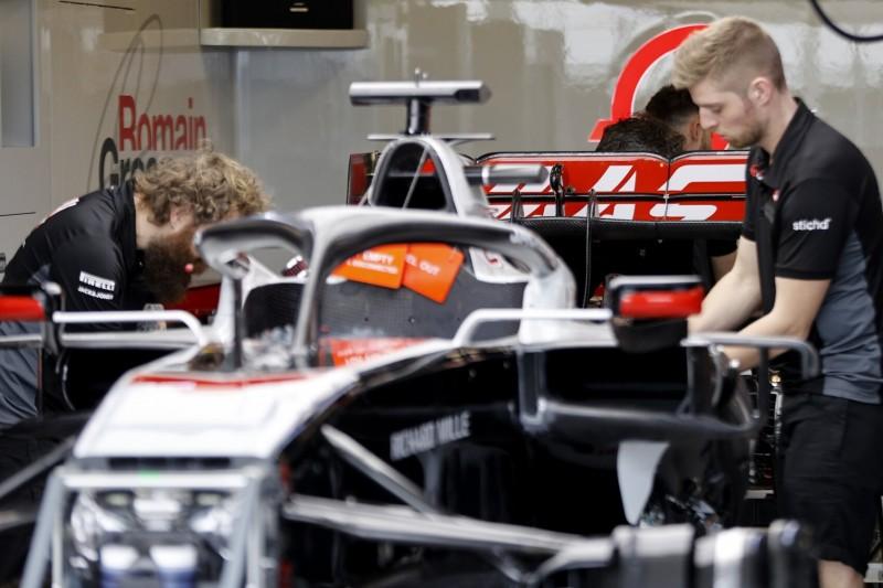 Neue Regeln: Haas muss 2022 rund 20 Prozent mehr selbst bauen