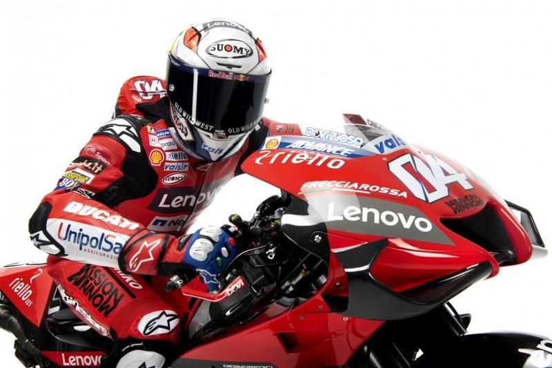 Neuer Ducati-Vertrag für Andrea Dovizioso: Knackpunkt Geld?
