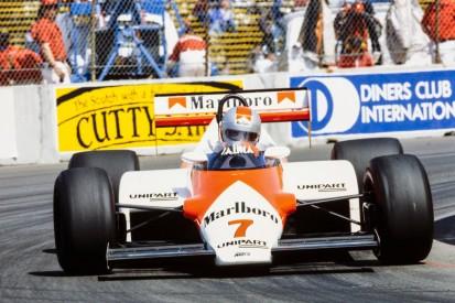 Wie John Watson von Startplatz 22 einen Formel-1-Grand-Prix gewann